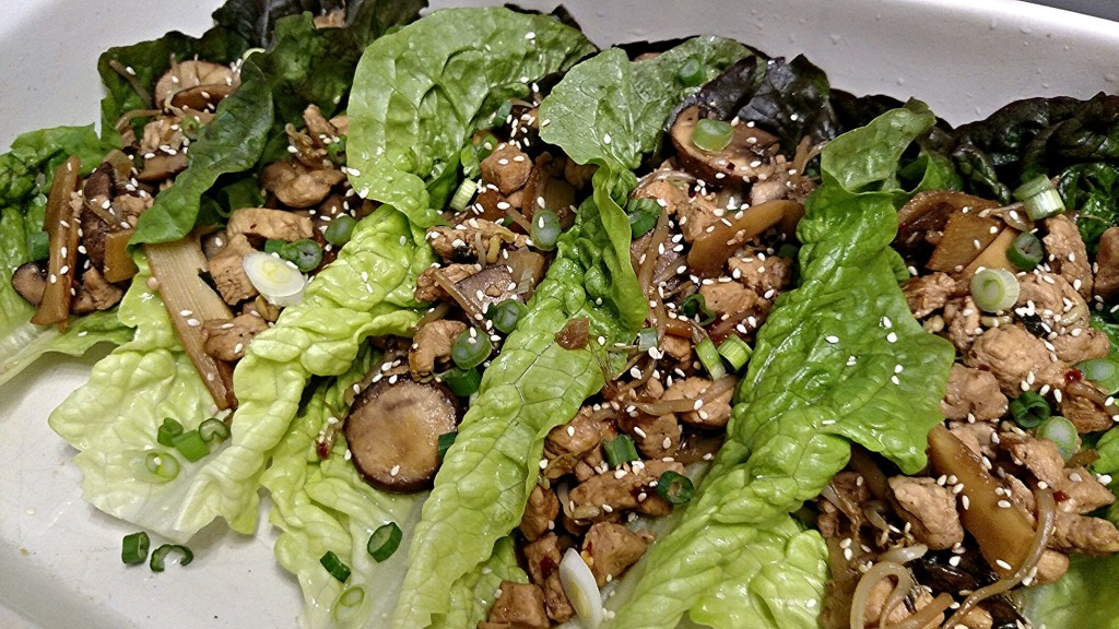how to cook wild lettuce