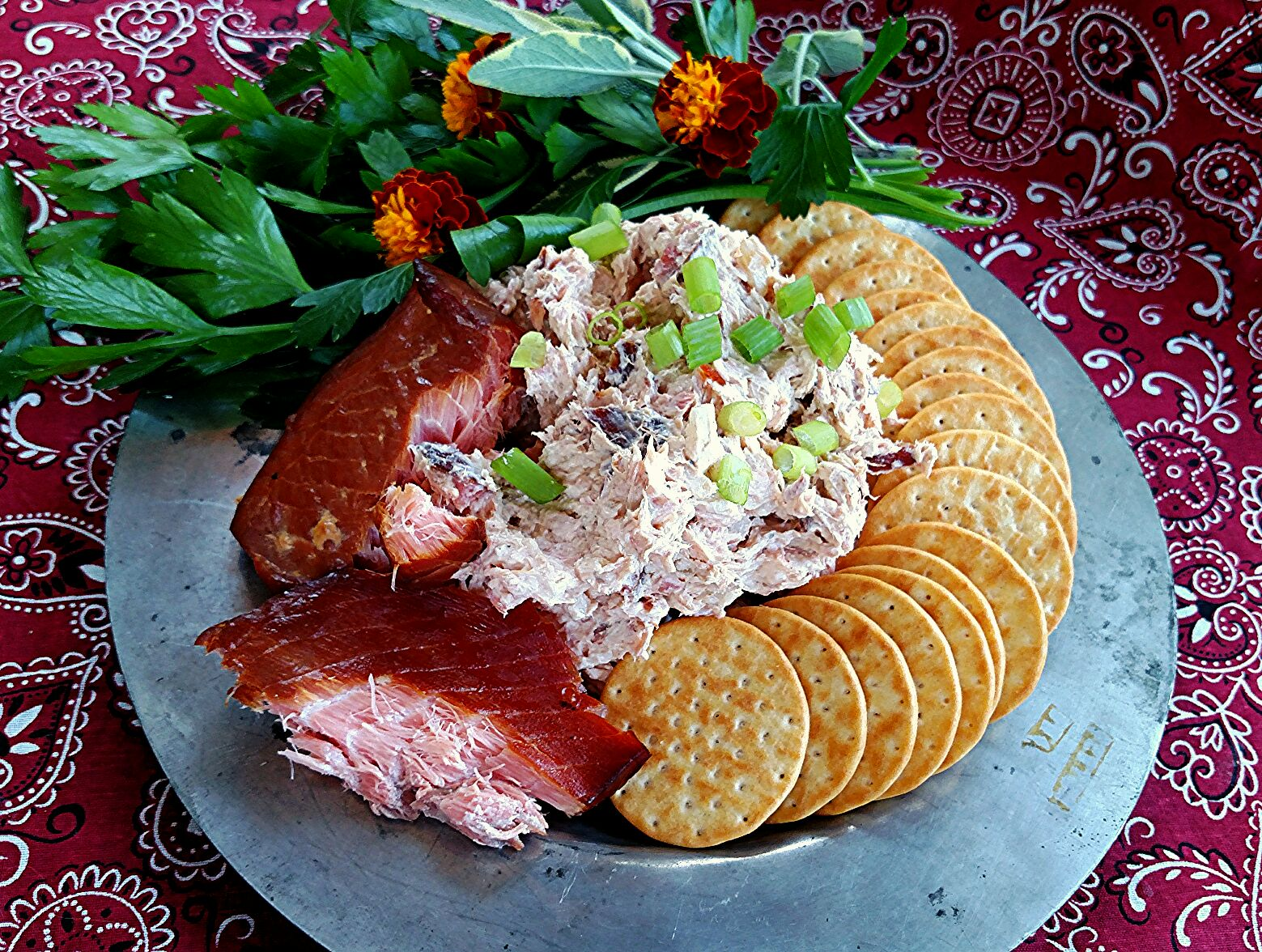 Smoked fish dip cook 39 n with mrs g for Smoked fish spread